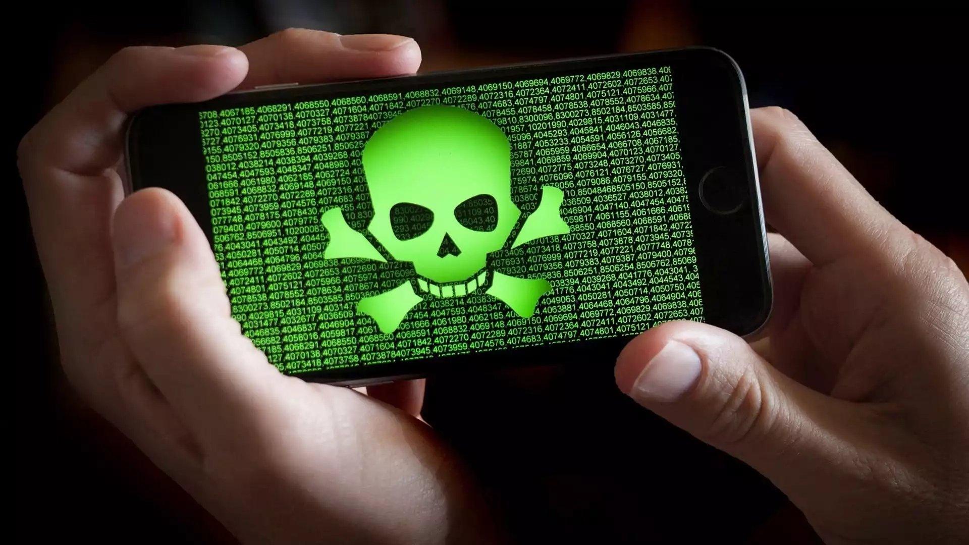 Spyware em smartphone