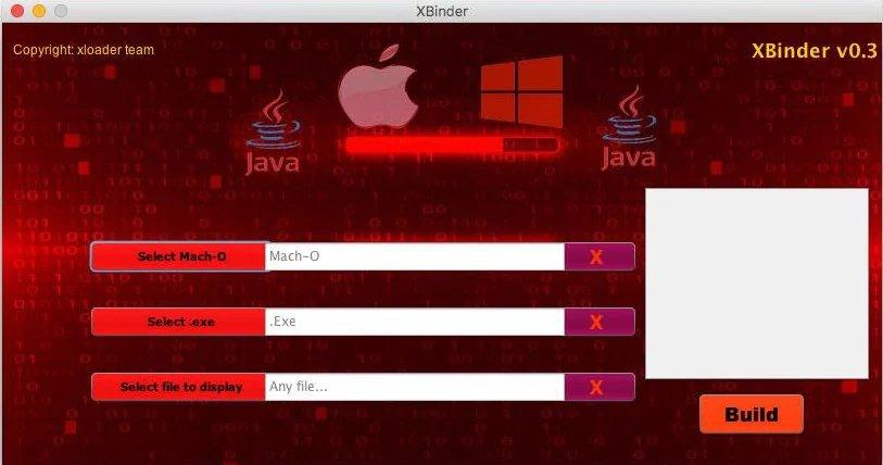 malware executável