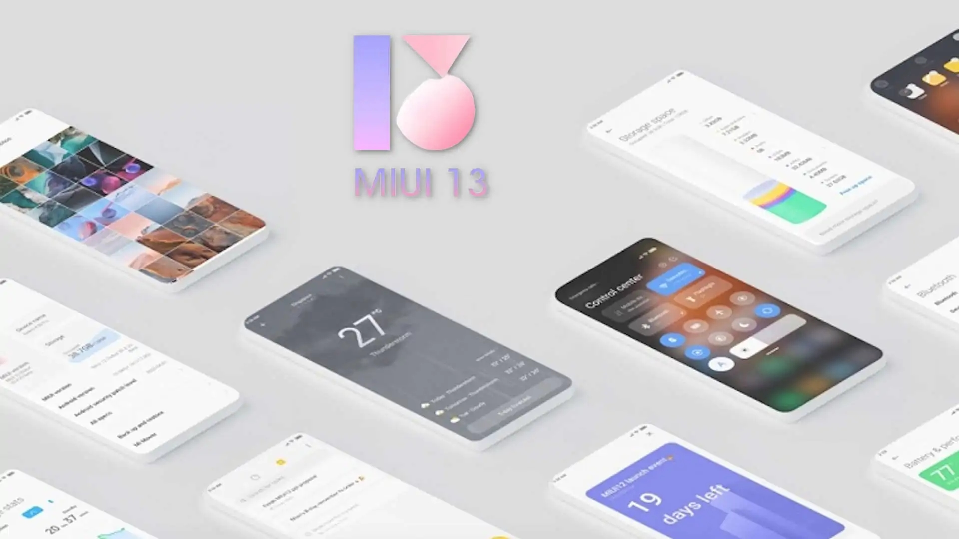 MIUI 13 logo
