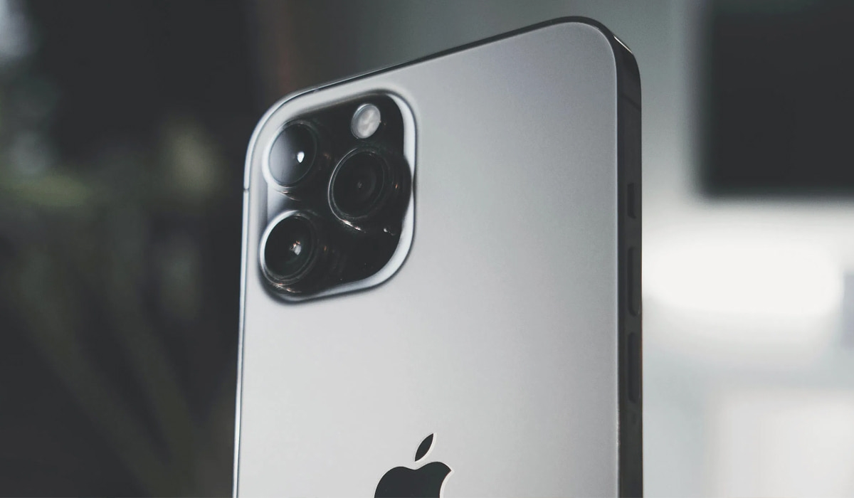 iPhone camara