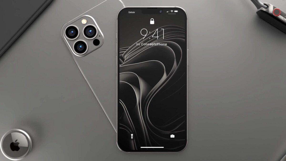 iPhone conceito