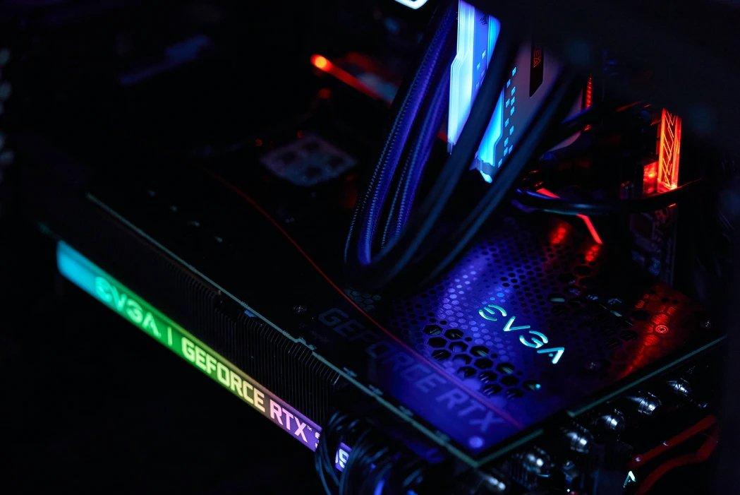 placa gráfica da Nvidia RTX