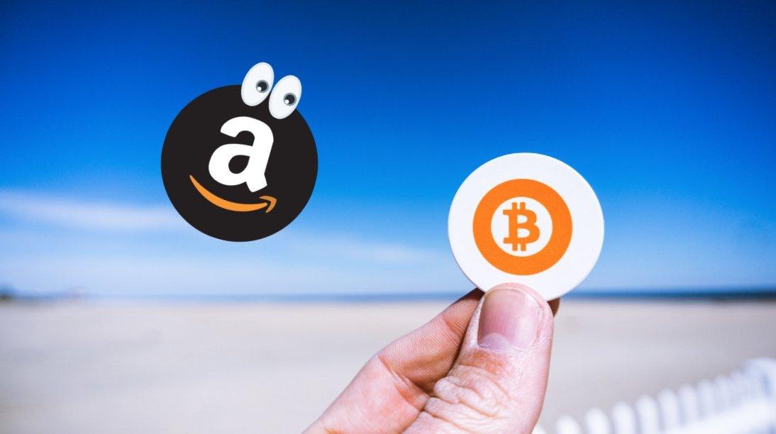 Amazon e bitcoin