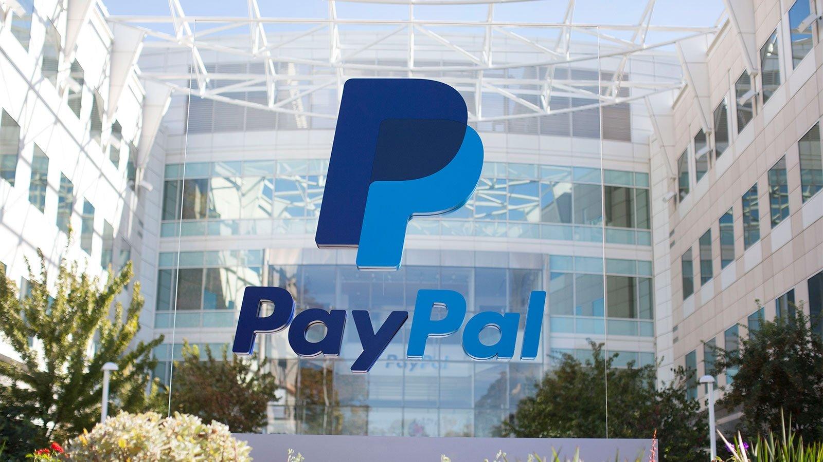 PayPal sede