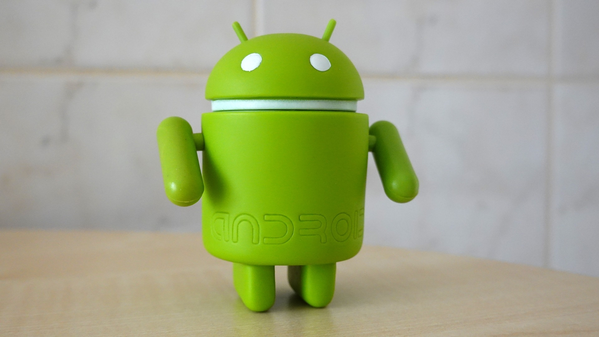Google e Android boneco