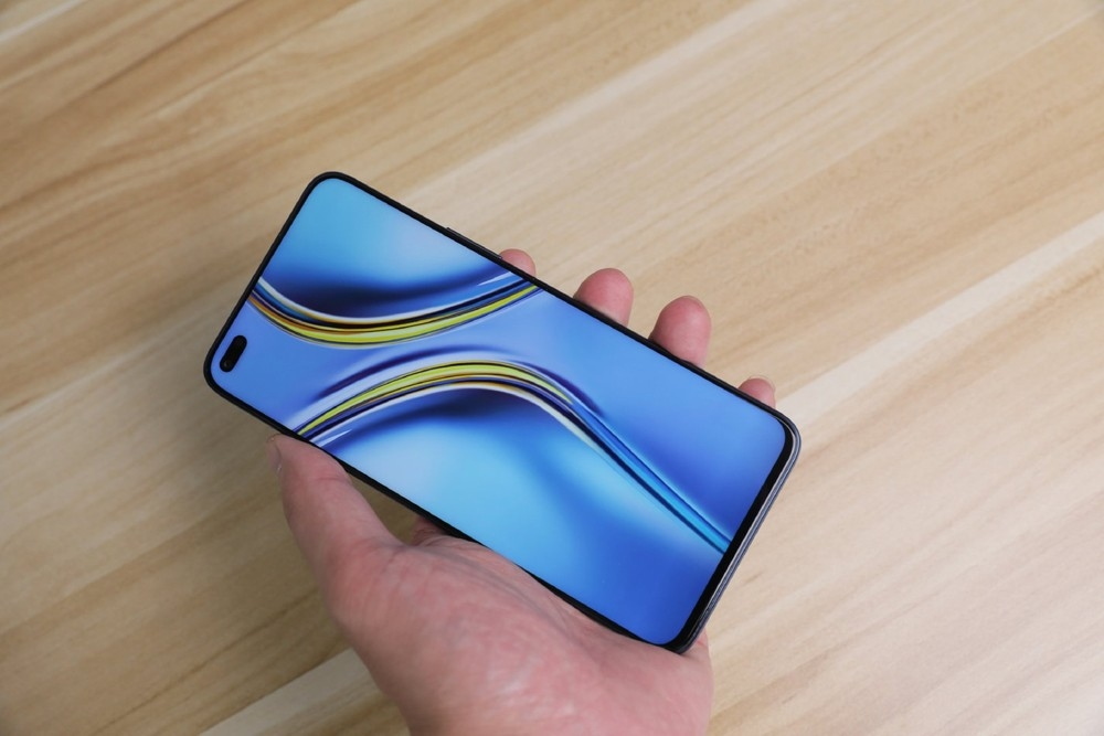 parte frontal honor x20 pro