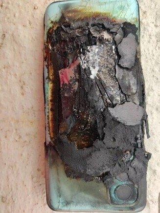 oneplus nord 2 incêndio