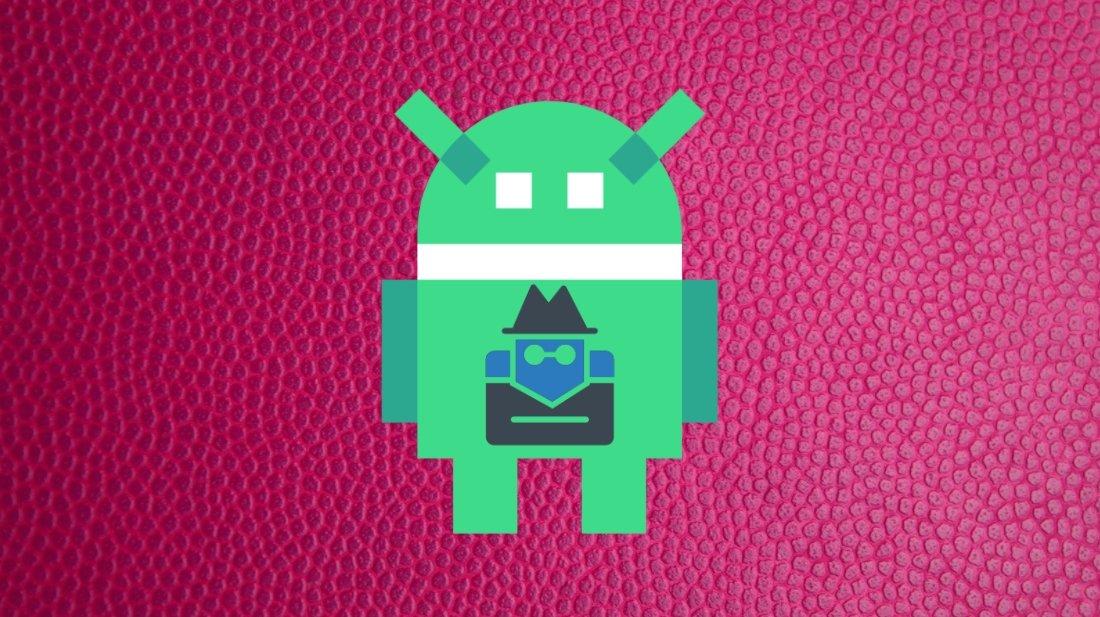 Android sobre hacker