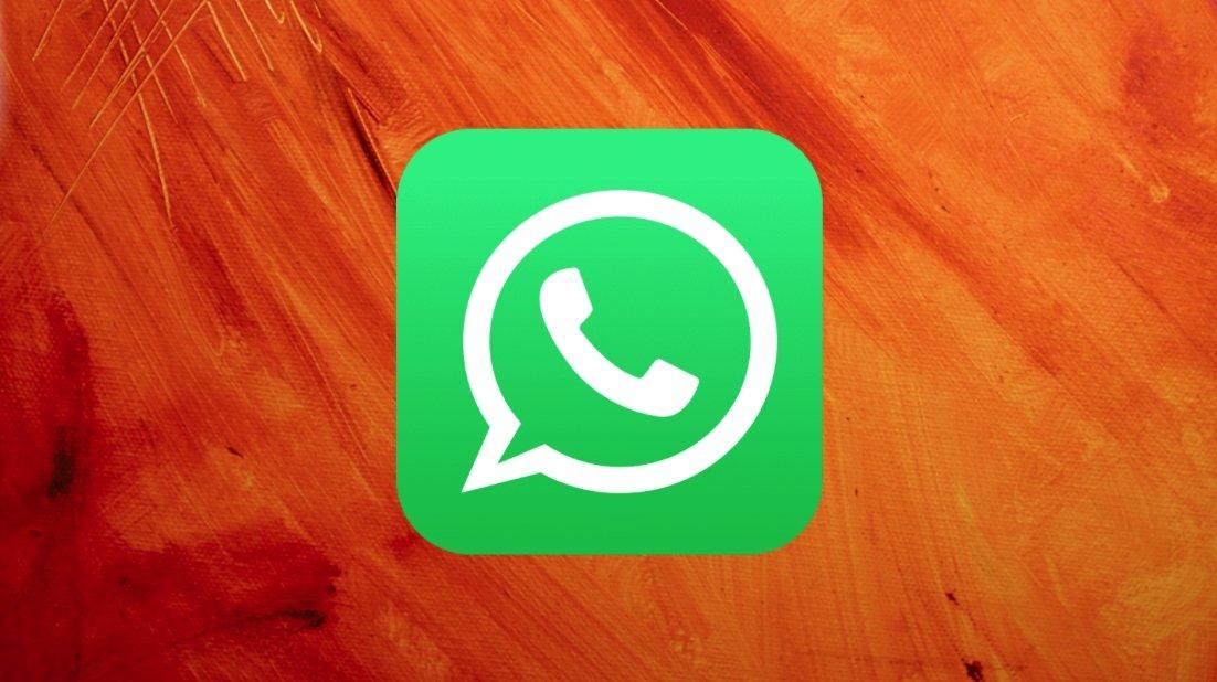 WhatsApp sobre fogo
