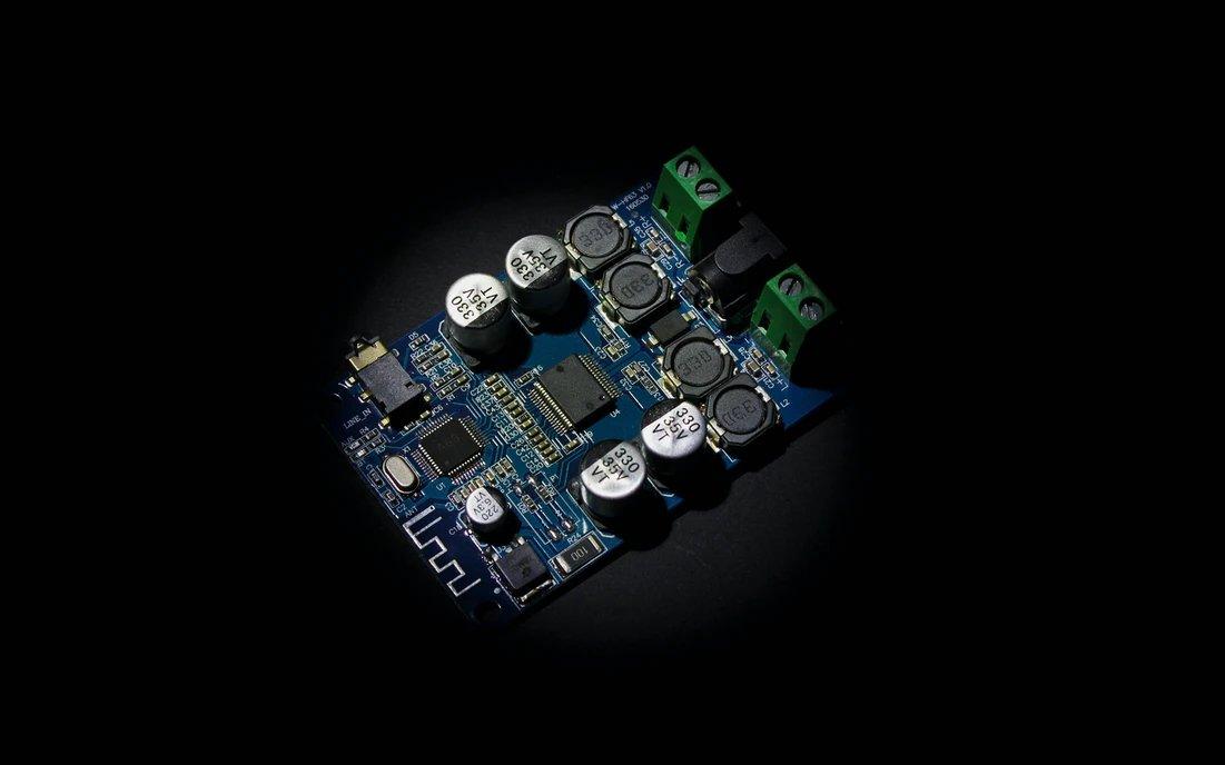 Semicondutores em placa