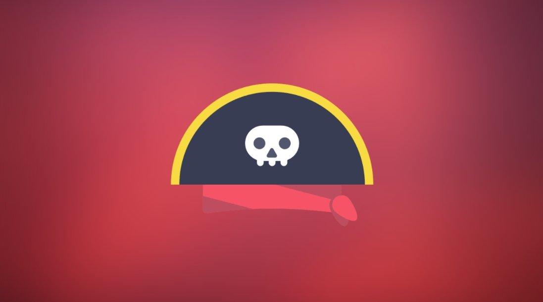 Pirataria em sites com malware