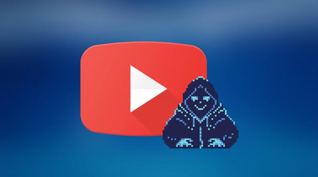 Hacker no Youtube