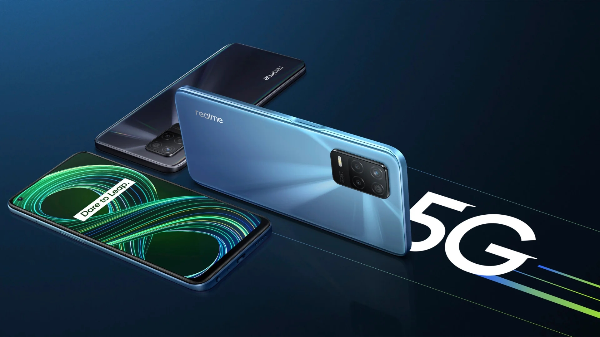 Realme smartphone promo