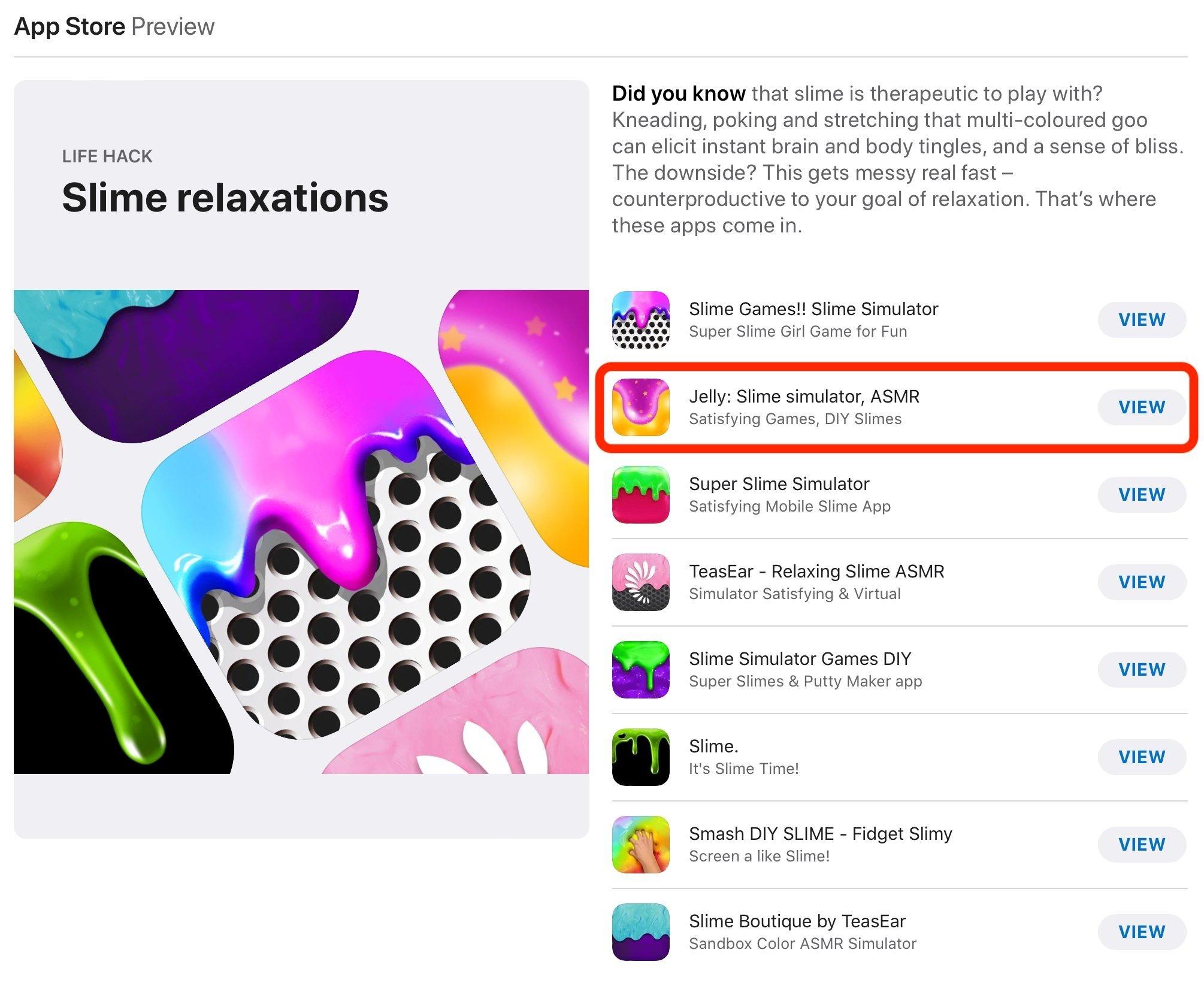app enganadora na publicidade da app store