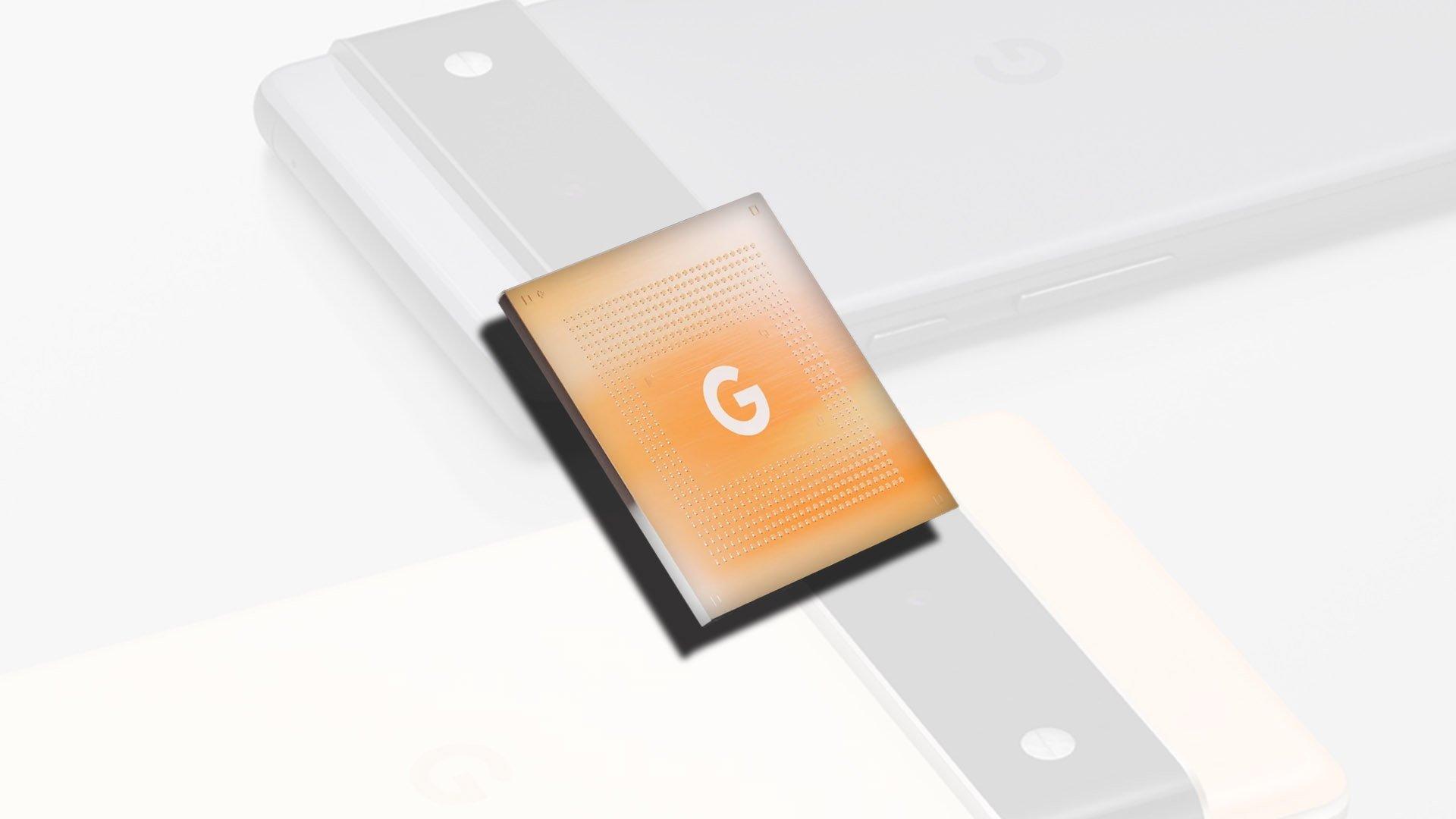 Google Tensor e o novo chip da Google