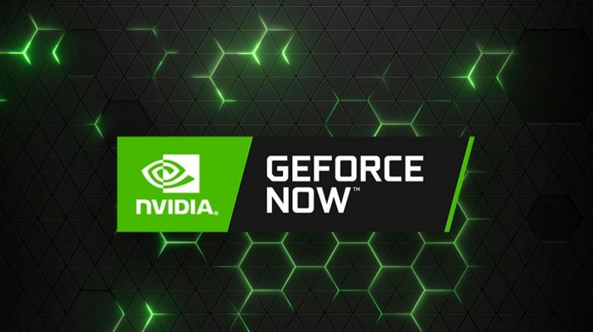 Geforce Now logo