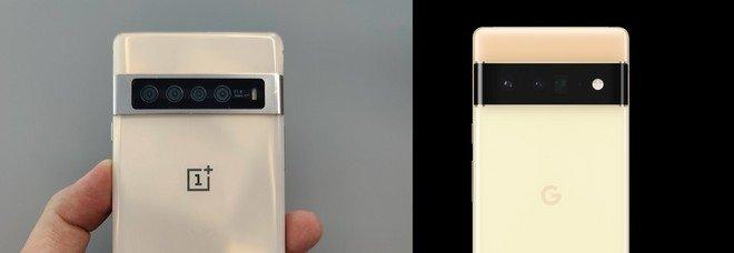 imagem de comparação dos dois dispositivos