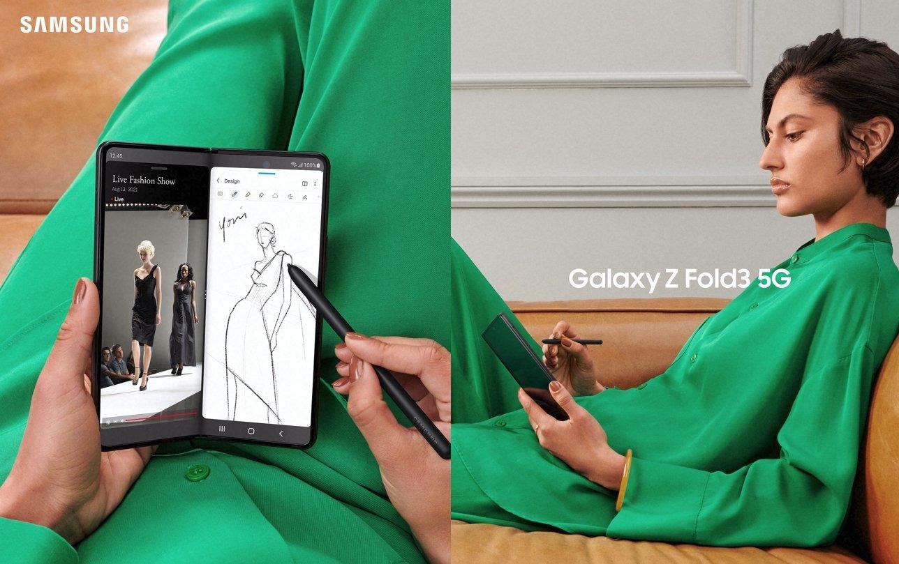 s pen galaxy fold 3