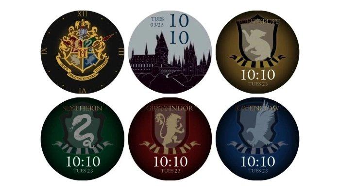 imagens dos watchfaces do oneplus watch