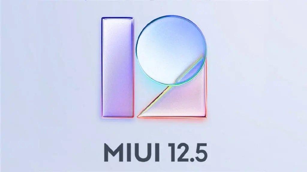 Xiaomi e MIUI 12.5