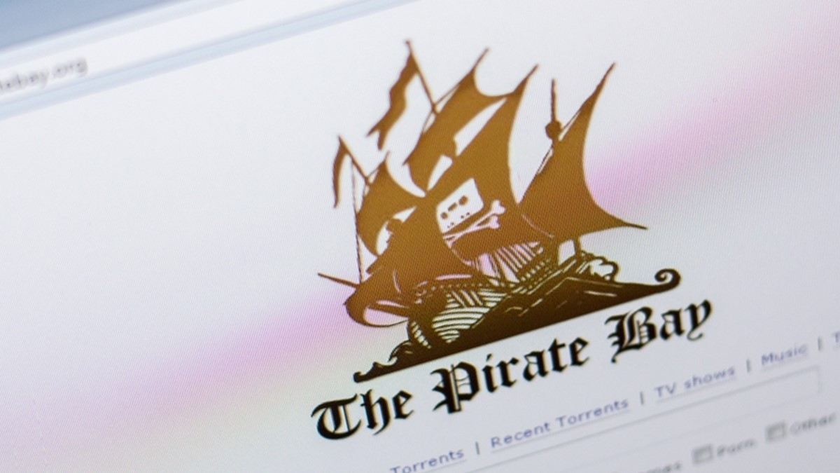 The Pirate Bay logo original