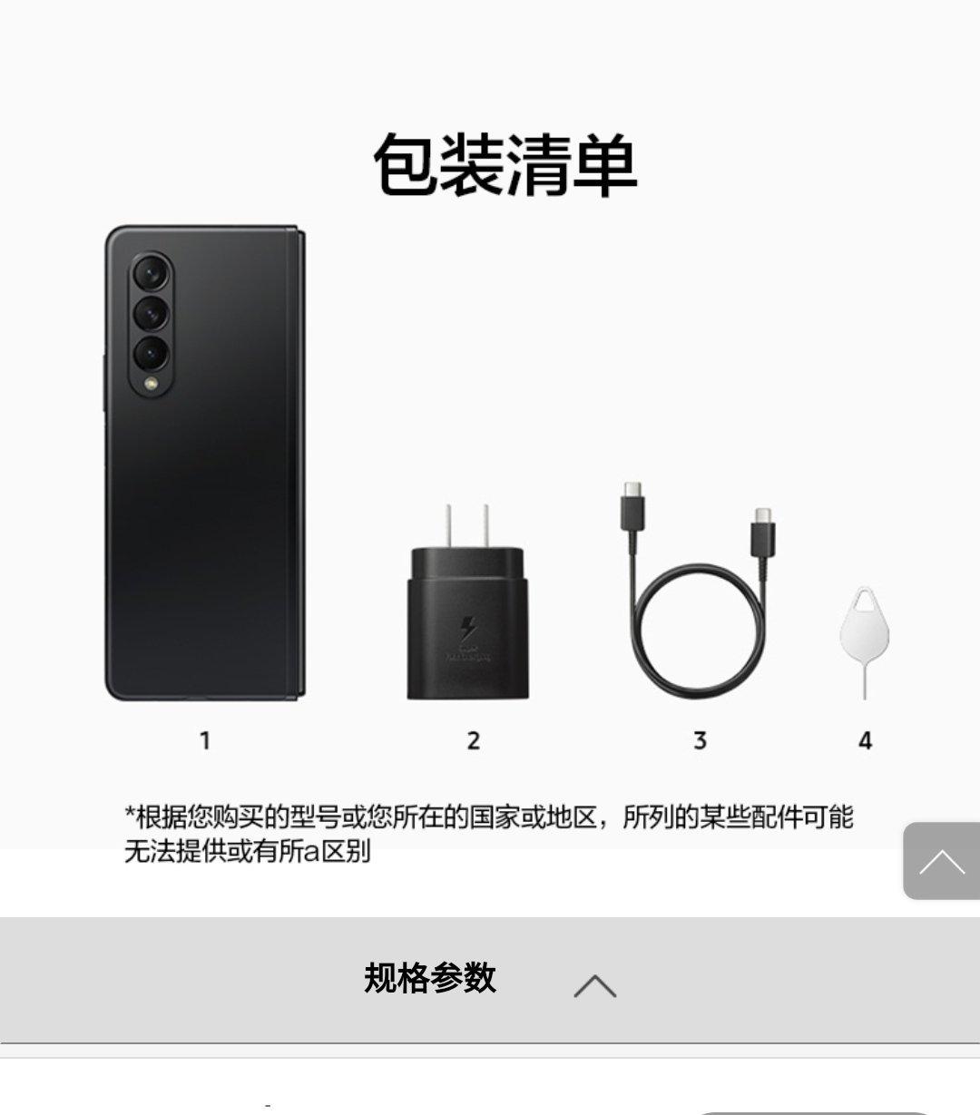 imagem do conteudo na caixa da china