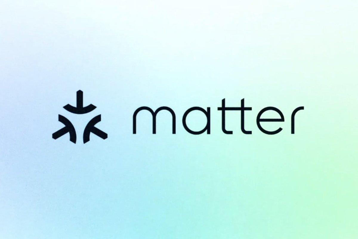 Matter logo da google