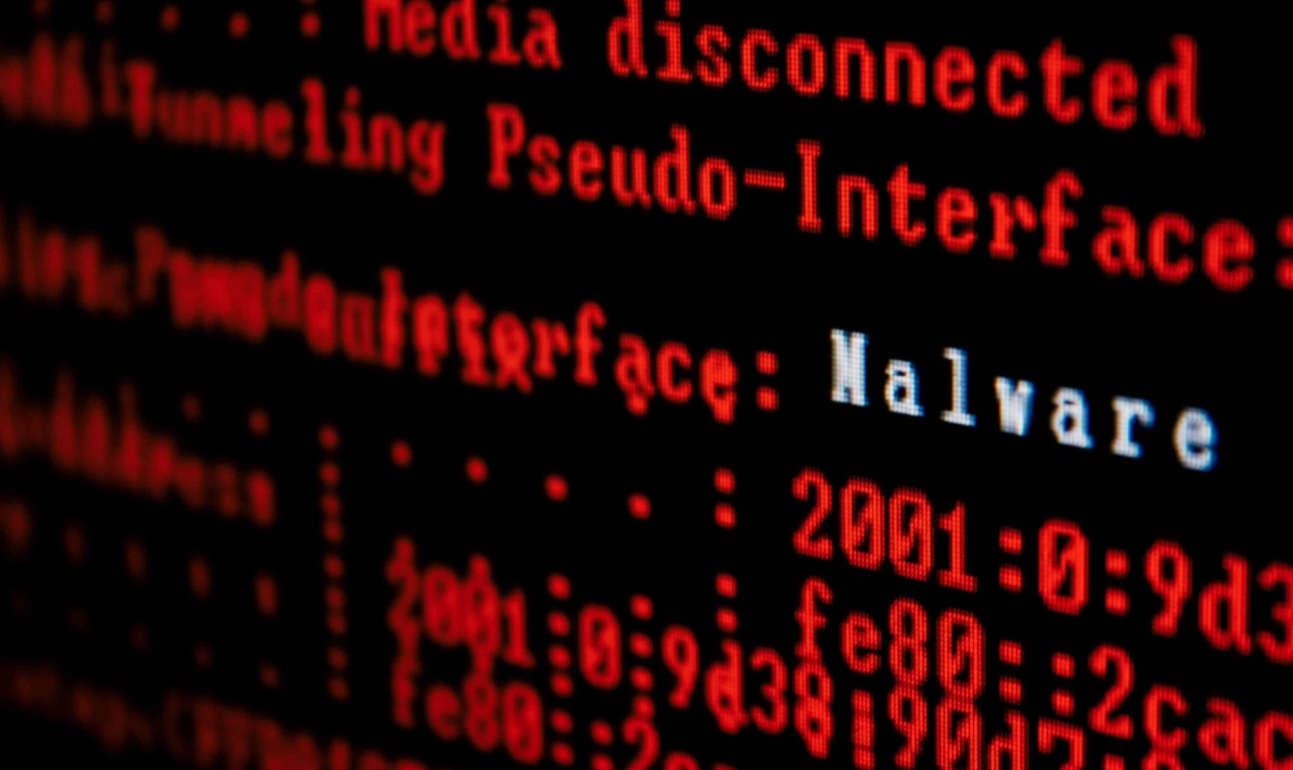 Malware sobre código no sistema