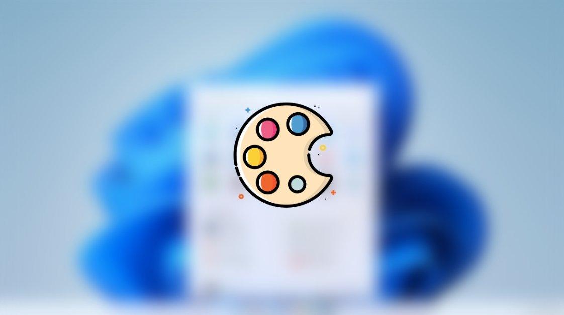 Paint sobre o Windows 11