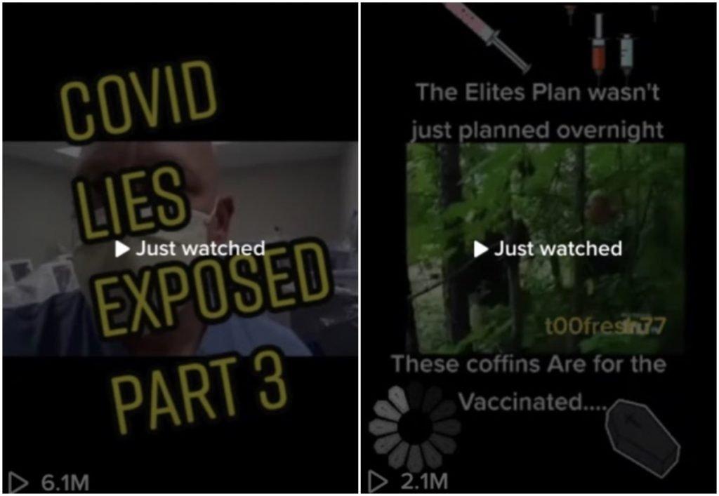 exemplos de conteúdos enganadores