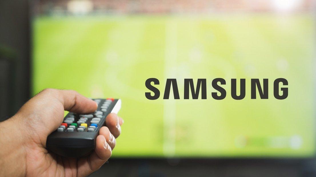 Samsung smart TV bloqueada