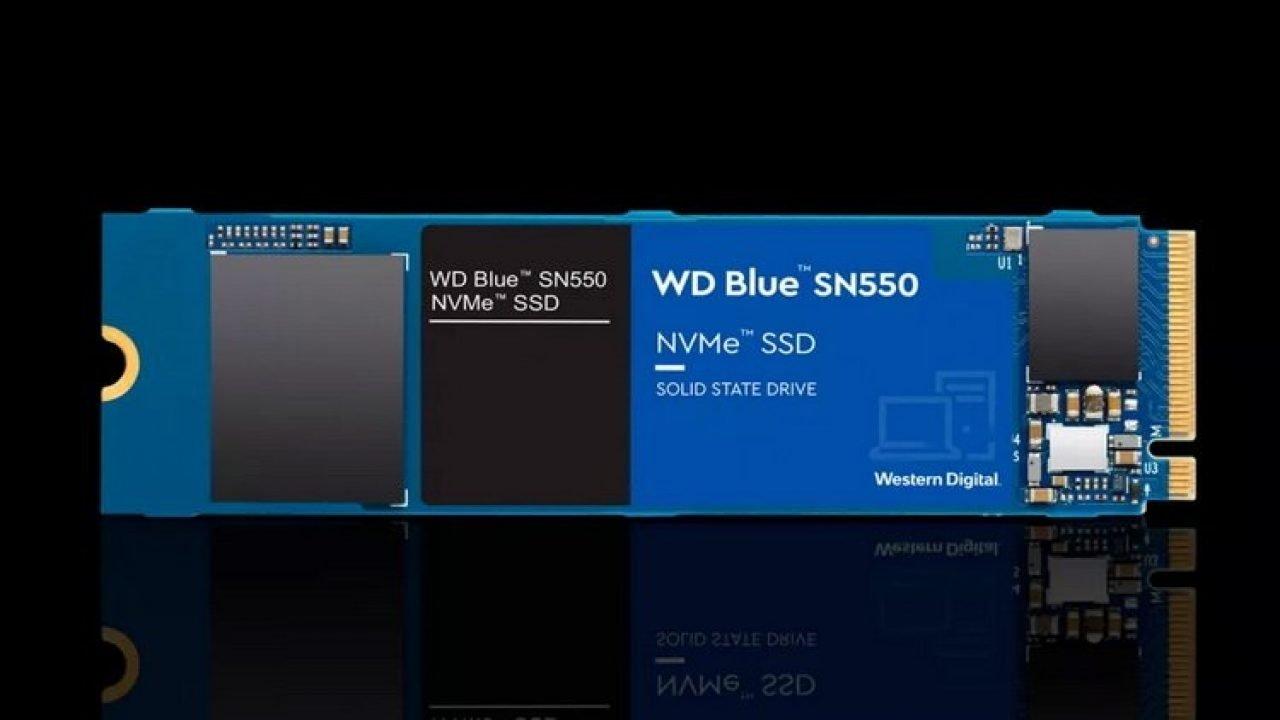 WD Blue SN550