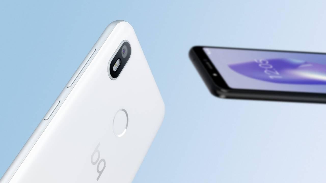 smartphone da BQ