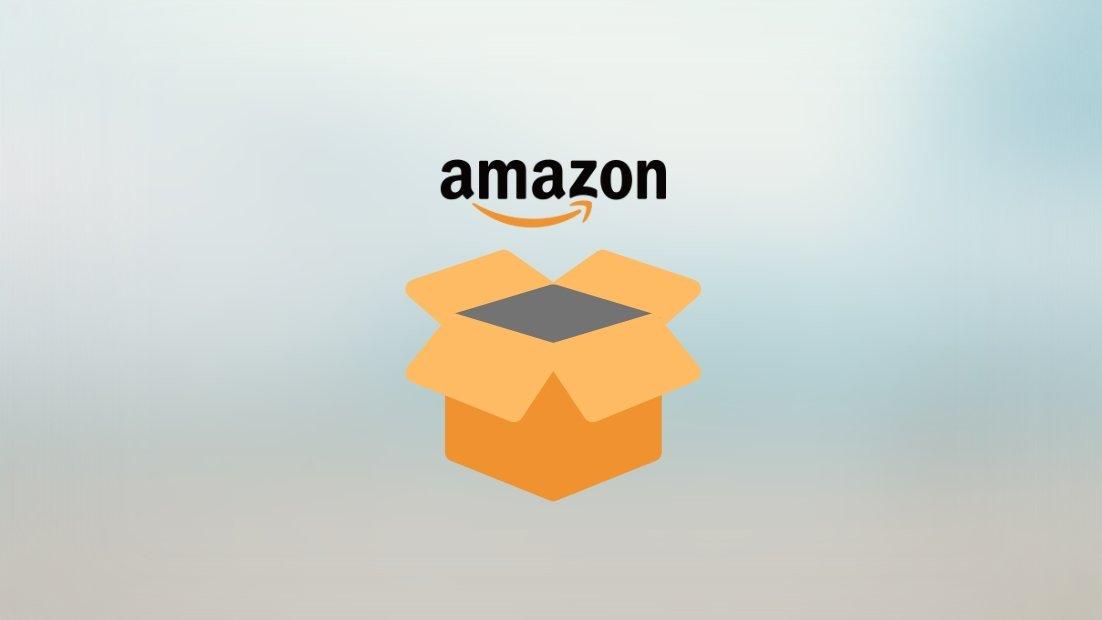 Amazon caixa mistério