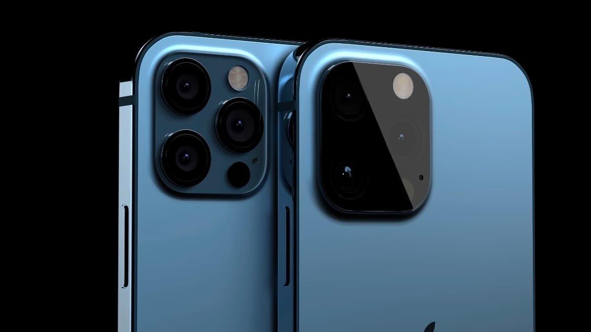 Apple iPhone trasiera