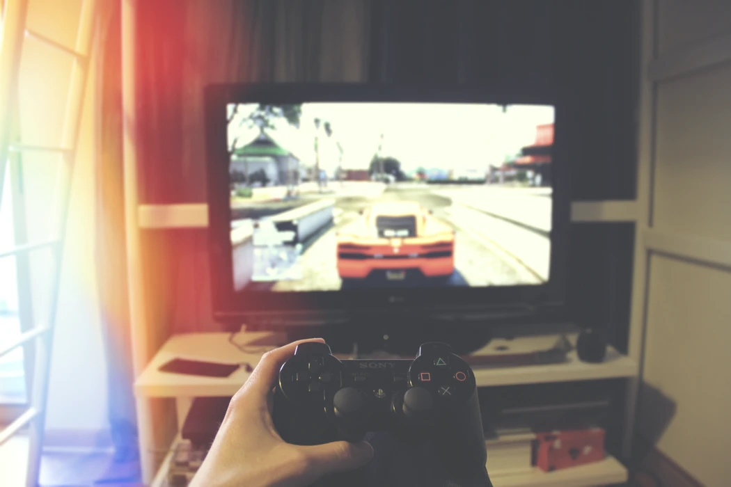 Jogar consola GTA