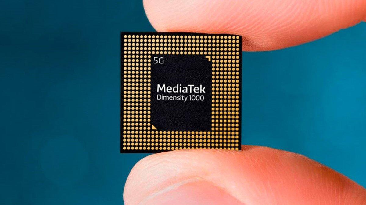 chip da Mediatek