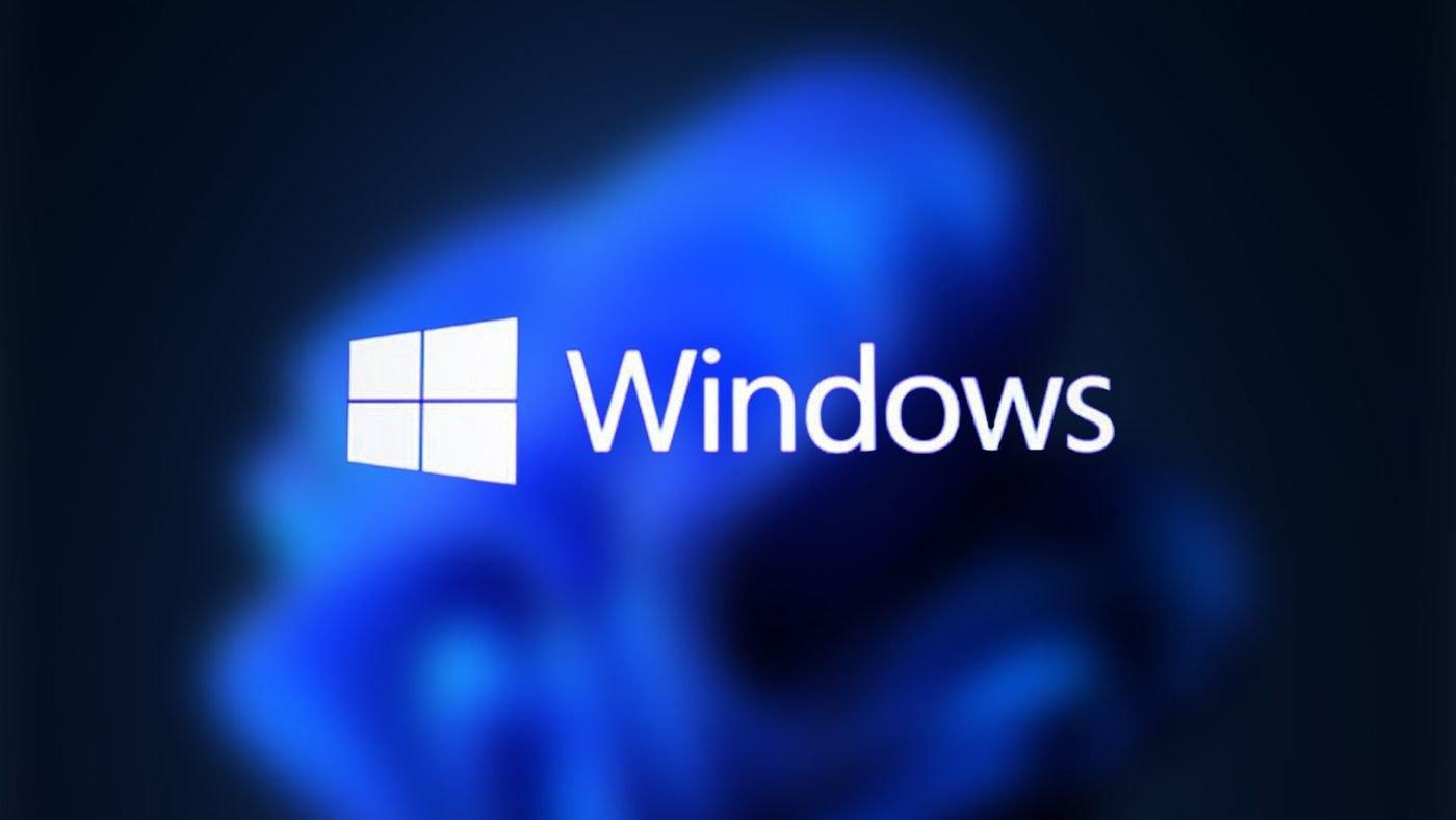 Windows logo da Microsoft