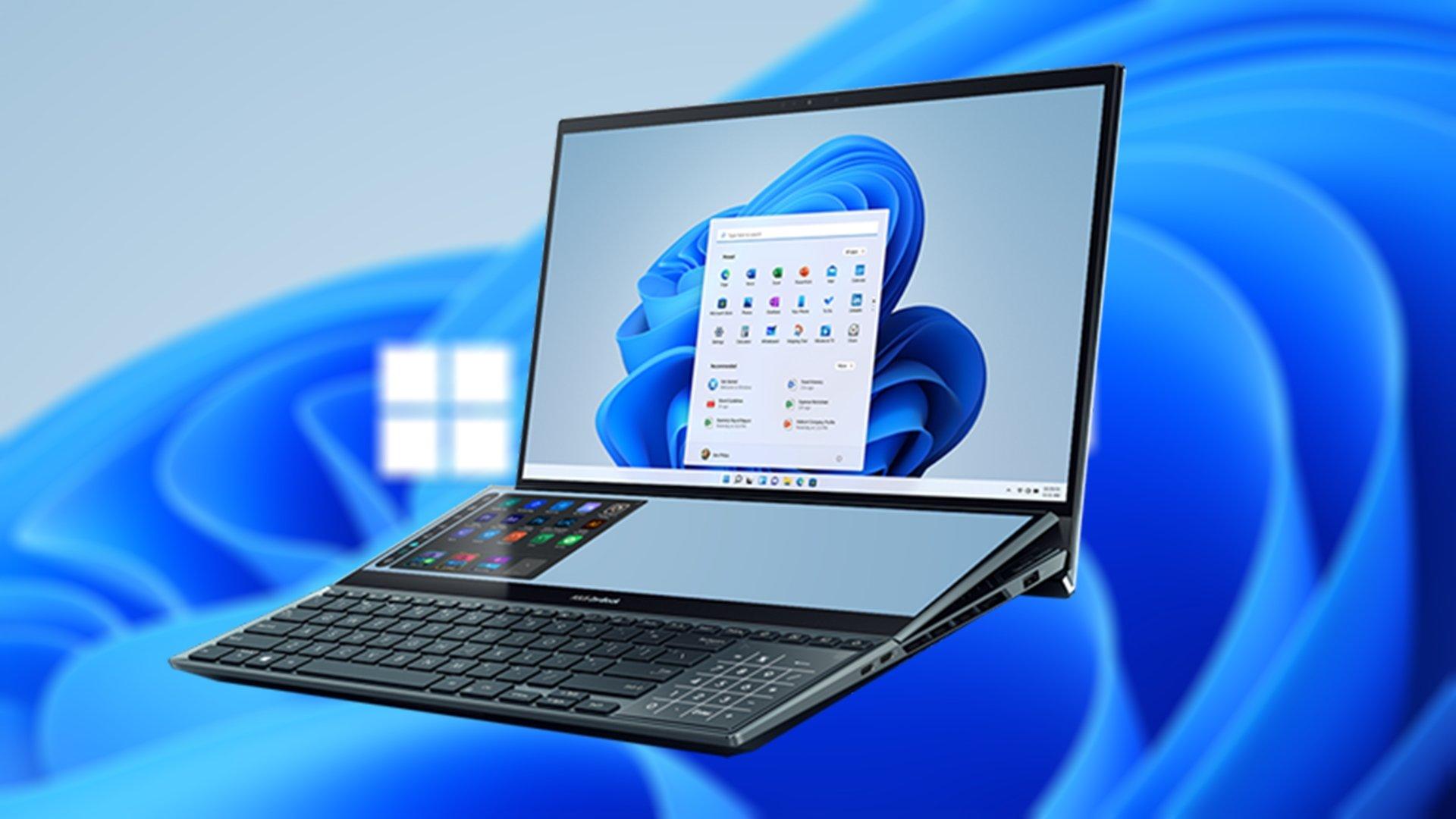 Asus e Windows 11
