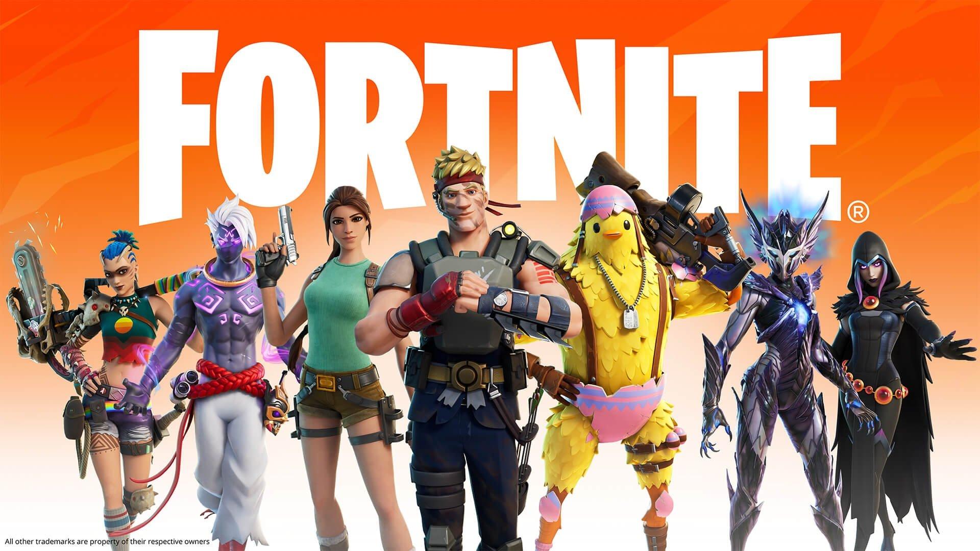 Fortnite team