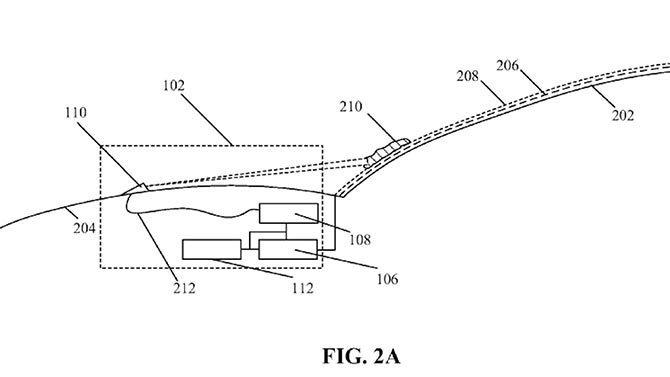imagem da patente da tesla