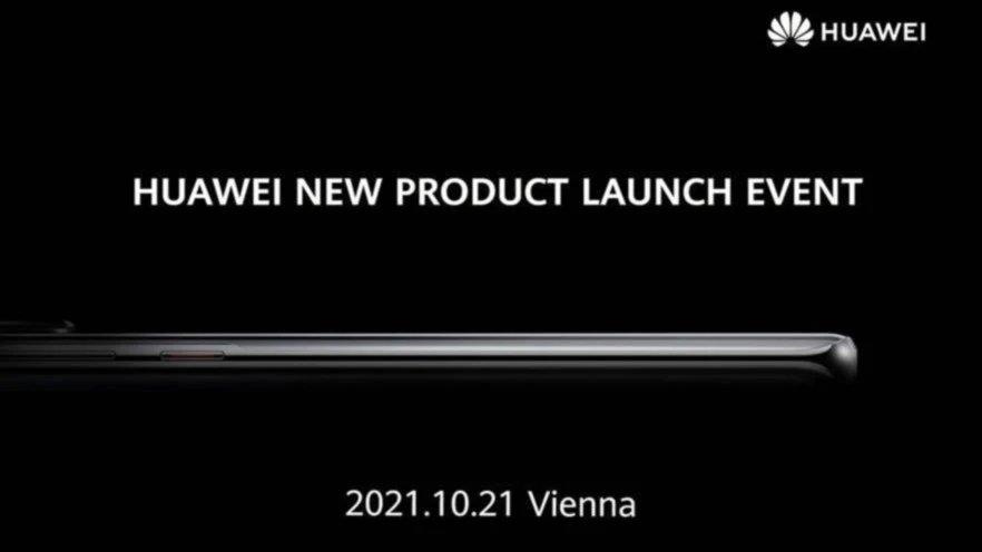 Huawei convite