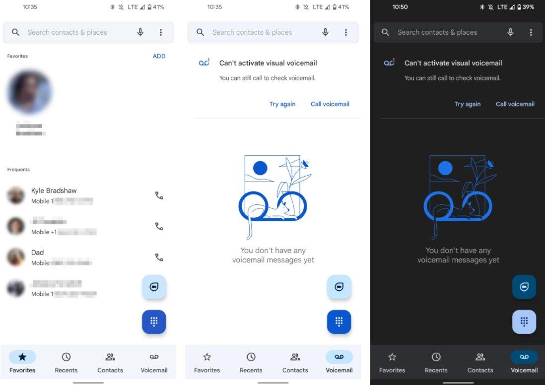 telefone da google com novo design do Android 12