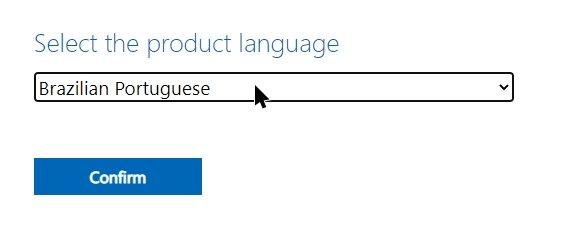 escolher idioma do windows 11