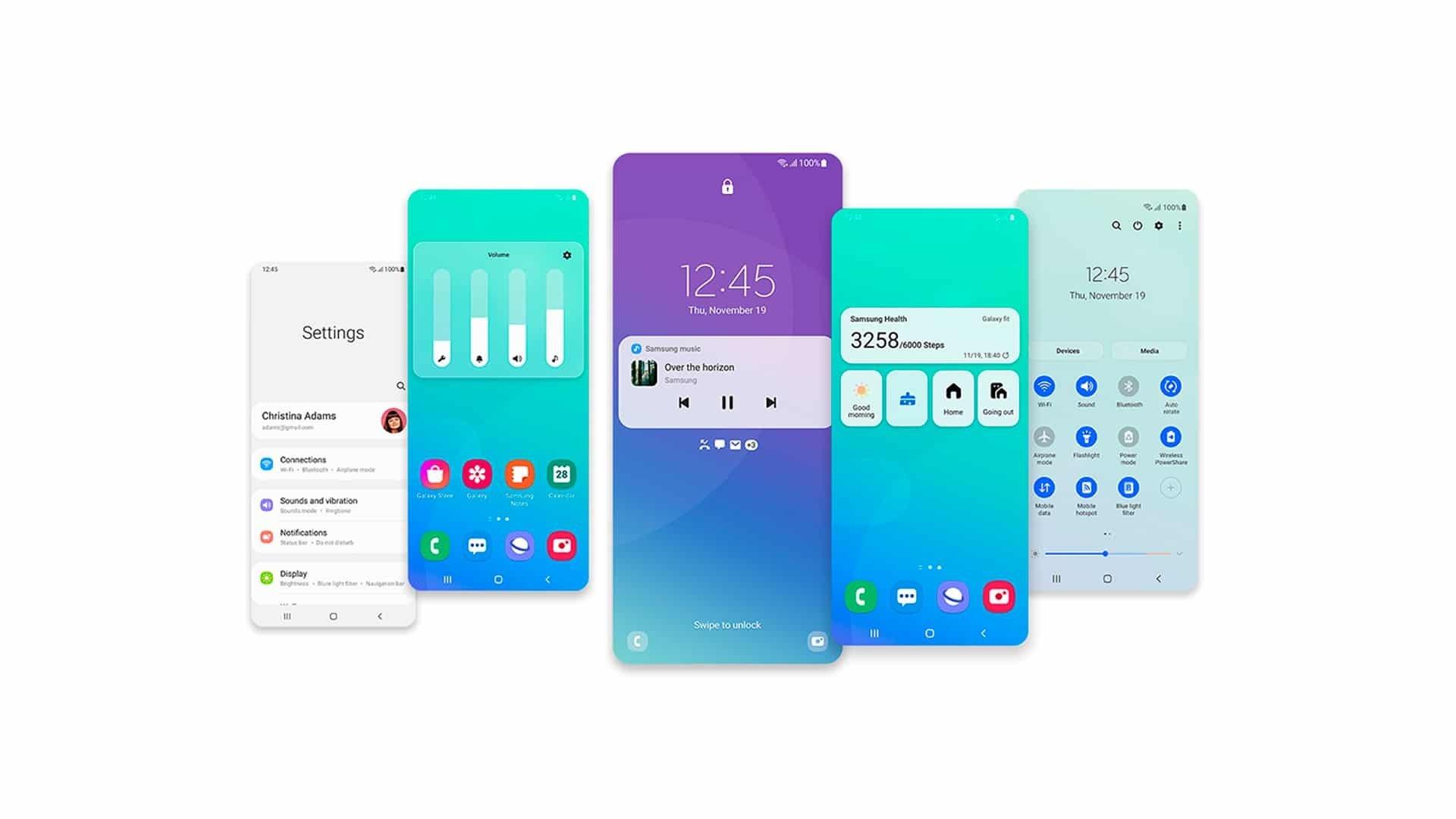 Samsung OneUI 4