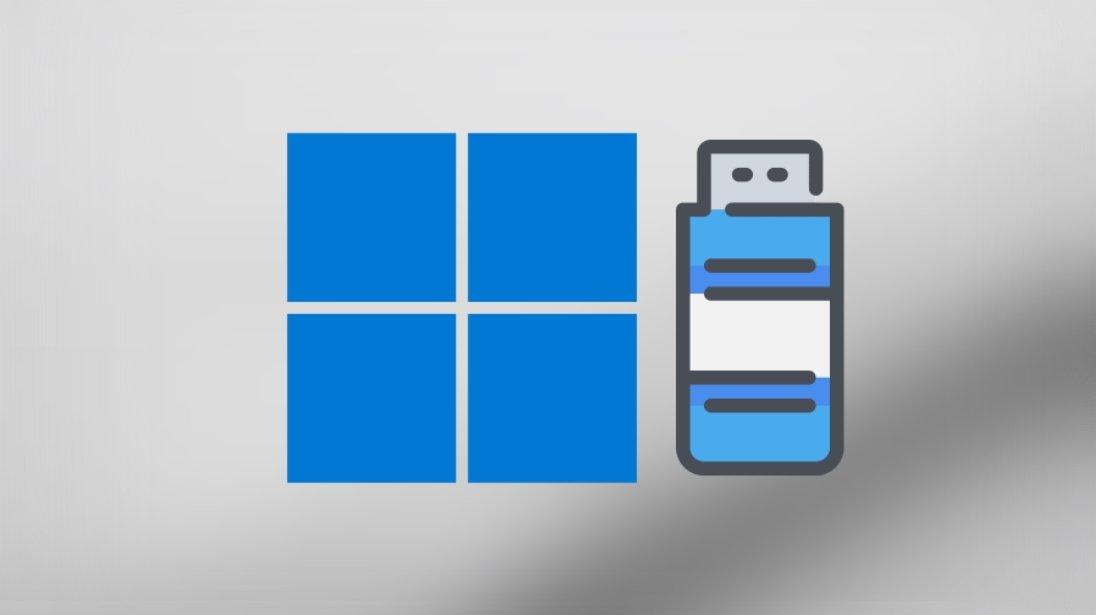 Windows 11 em Pen usb