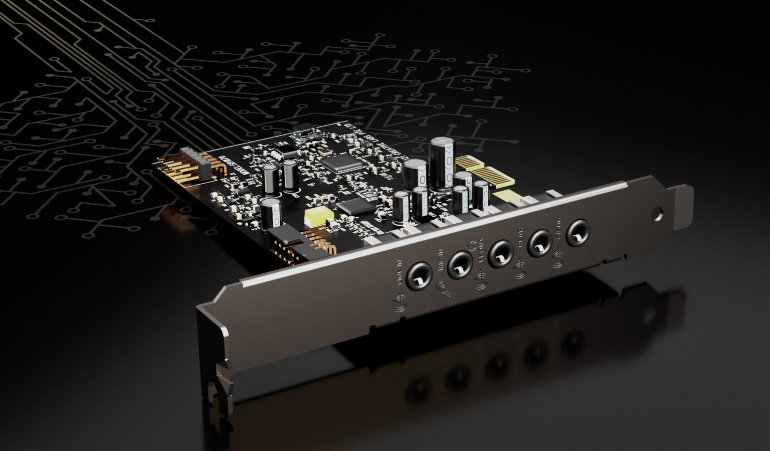 Creative Sound Blaster FX V2