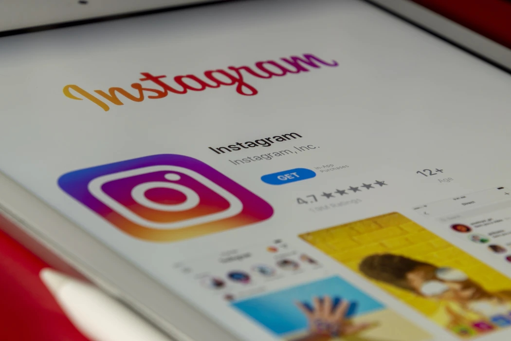 instagram em iPad
