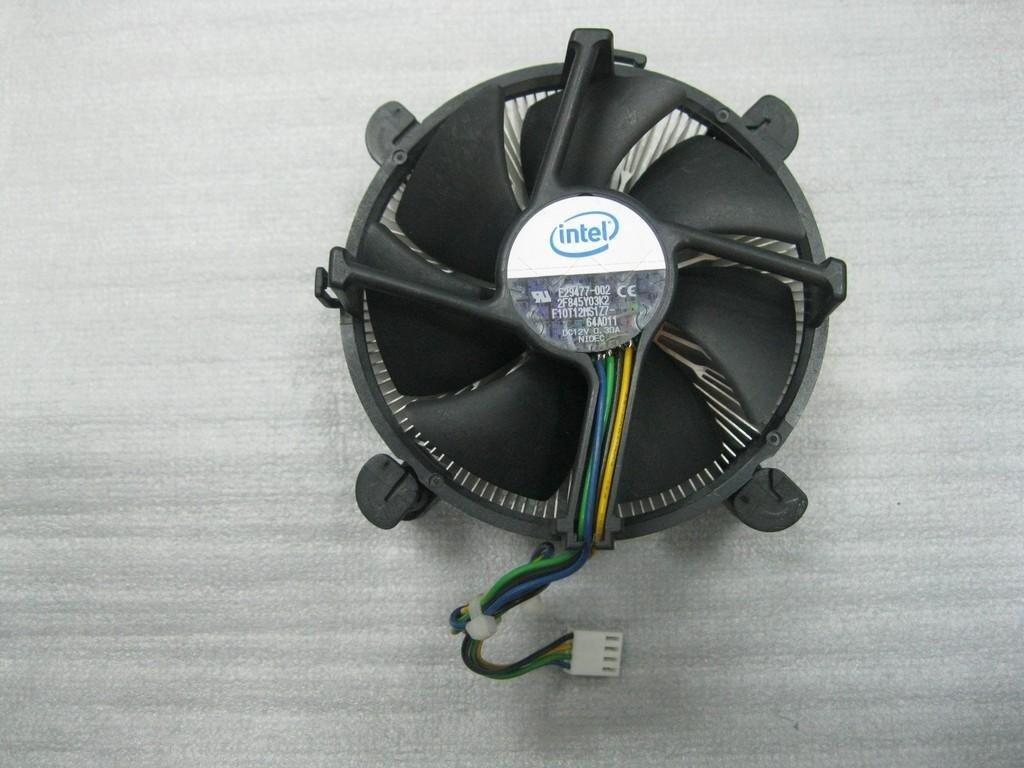 Cooler da Intel