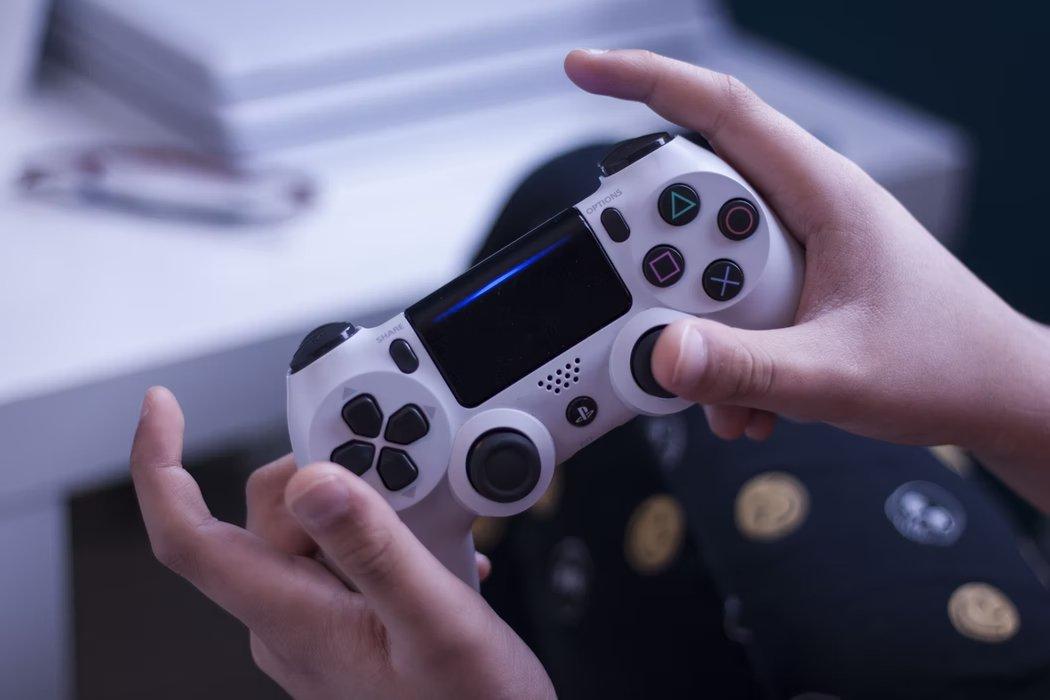 comando da PlayStation 4